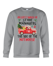 Awesome Store Manager Crewneck Sweatshirt tile