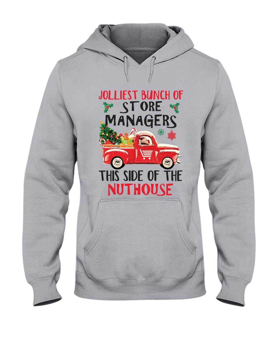 Awesome Store Manager Hooded Sweatshirt