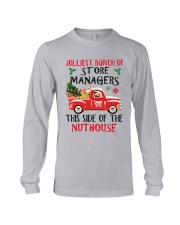 Awesome Store Manager Long Sleeve Tee thumbnail