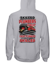 Skilled Plumbers Aren't Cheap Hooded Sweatshirt thumbnail