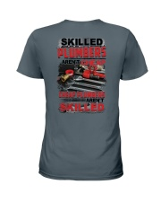 Skilled Plumbers Aren't Cheap Ladies T-Shirt thumbnail