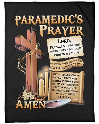 Paramedic's Prayer