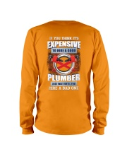 Wait Until You Hire A Bad Plumber- Funny Long Sleeve Tee thumbnail