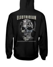Sarcastic Electrician Shirt Hooded Sweatshirt thumbnail