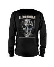 Sarcastic Electrician Shirt Long Sleeve Tee thumbnail