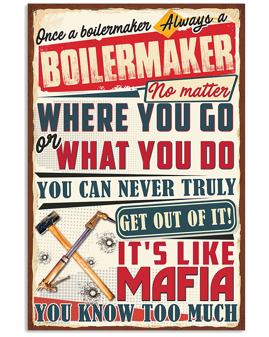 Truly Boilermaker 11x17 Poster