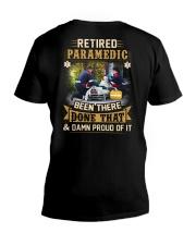 Proud Paramedic Shirt V-Neck T-Shirt thumbnail