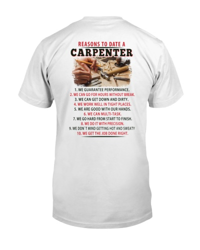 10 Reasons to Date A Carpenter