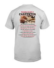 10 Reasons to Date A Carpenter  Premium Fit Mens Tee thumbnail