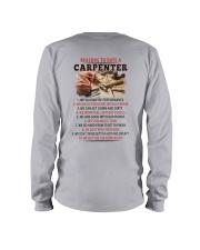 10 Reasons to Date A Carpenter  Long Sleeve Tee thumbnail