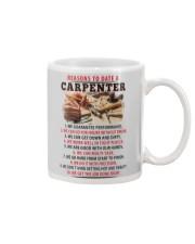 10 Reasons to Date A Carpenter  Mug thumbnail