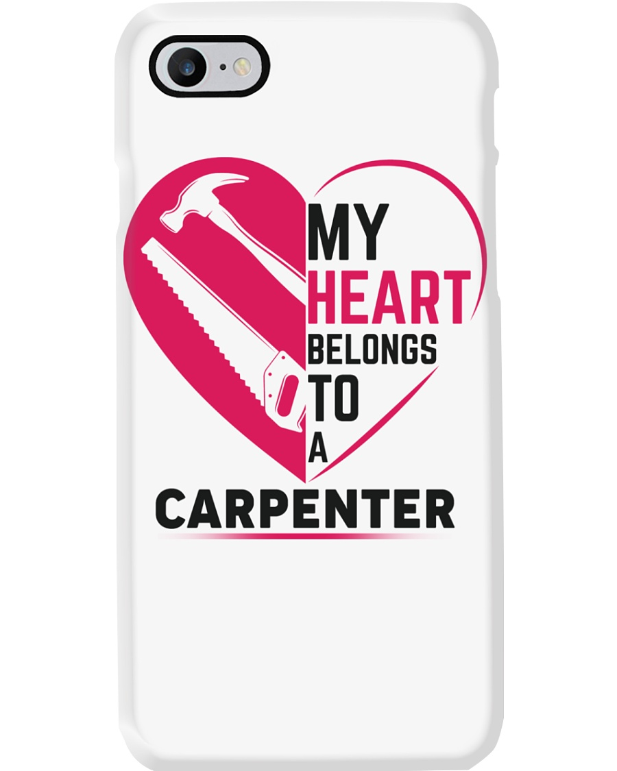 Carpenter's Girl Phone Case