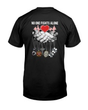 No One Fights Alone- Rad Tech Classic T-Shirt thumbnail