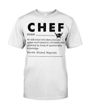 Proud Chef Classic T-Shirt tile
