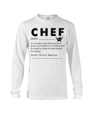 Proud Chef Long Sleeve Tee thumbnail