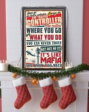 Christmas Special - Air Traffic controller 11x17 Poster lifestyle-holiday-poster-4