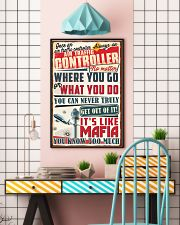 Christmas Special - Air Traffic controller 11x17 Poster lifestyle-poster-6