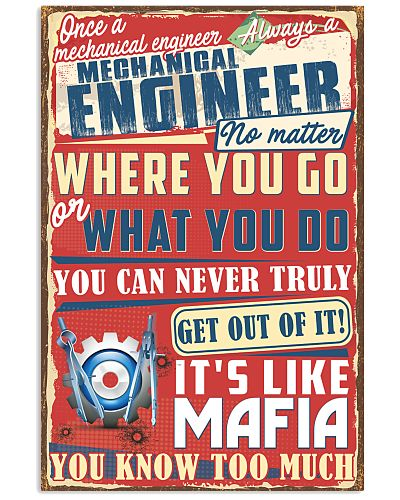 Truly Mechanical Engineer's