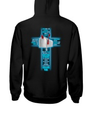 I'M Truly Serving You -Postal Worker Hooded Sweatshirt thumbnail
