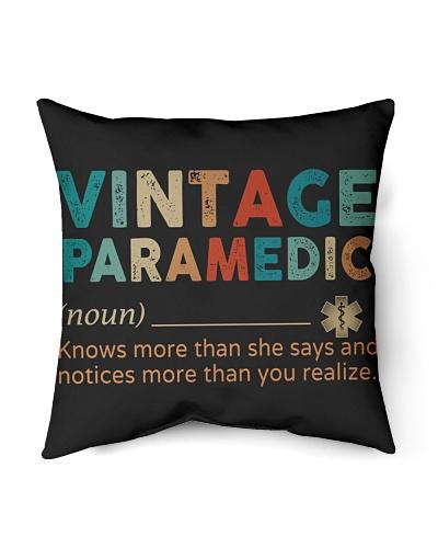 Vintage Paramedic