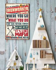 Christmas Special - Ironworker 11x17 Poster lifestyle-holiday-poster-2