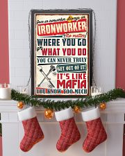 Christmas Special - Ironworker 11x17 Poster lifestyle-holiday-poster-4