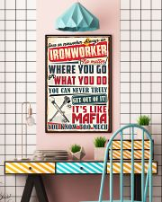 Christmas Special - Ironworker 11x17 Poster lifestyle-poster-6