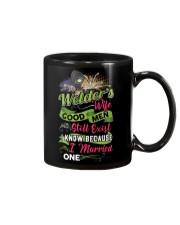 Cute Welder's Lady Mug thumbnail