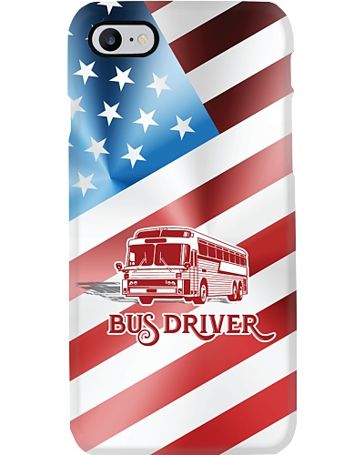 Proud Bus Driver's Phone Case