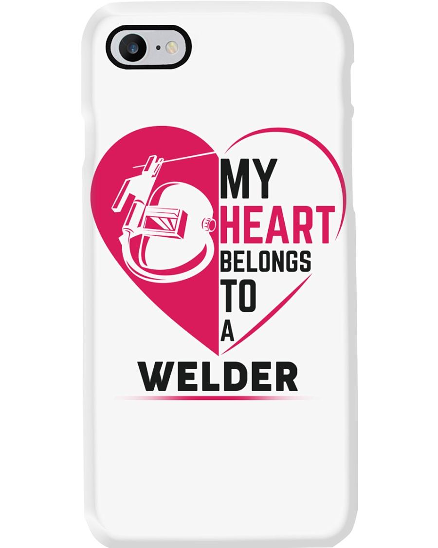 Welder's Girl Phone Case