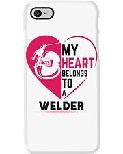 Welder's Girl Phone Case i-phone-7-case