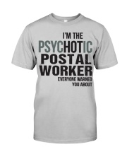 Awesome Postal Worker Hoodie Classic T-Shirt thumbnail