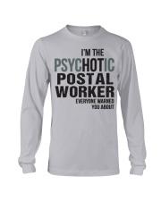 Awesome Postal Worker Hoodie Long Sleeve Tee thumbnail