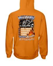 Mechanic - Straight Hustle All Day Everyday Hooded Sweatshirt thumbnail