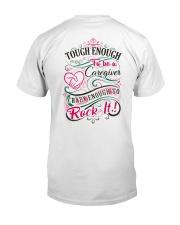 Caregiver - Crazy Enough to Rock It Classic T-Shirt thumbnail