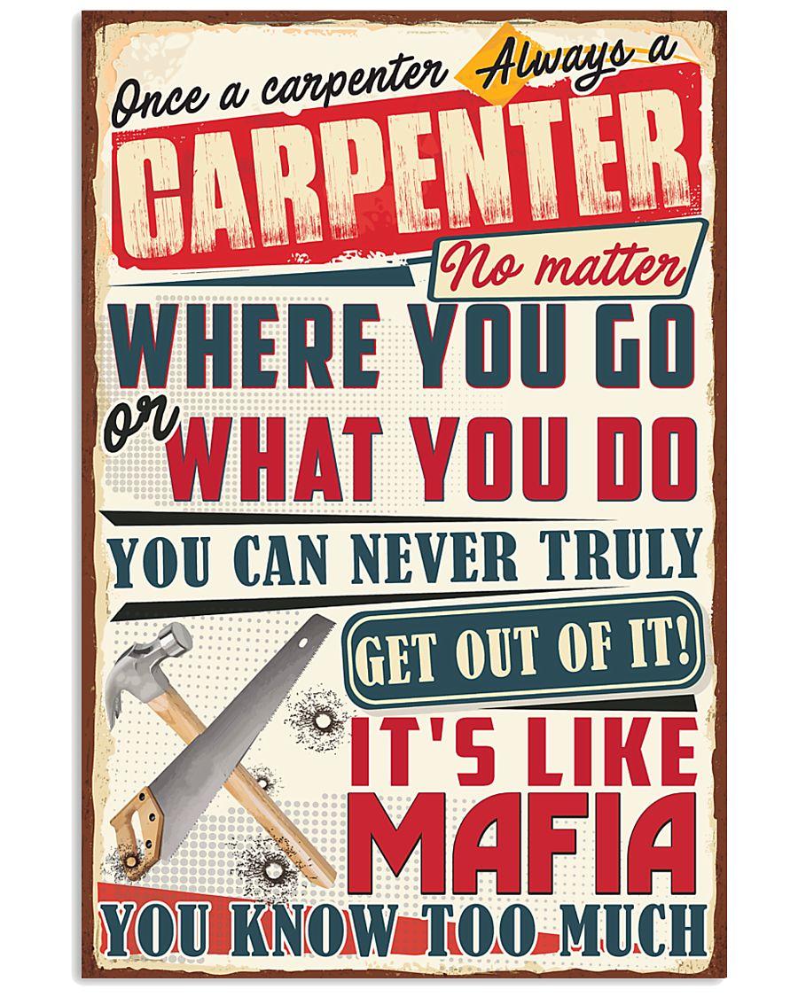Christmas Special - Carpenter 11x17 Poster