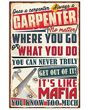 Christmas Special - Carpenter 11x17 Poster front