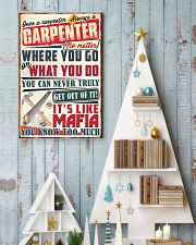 Christmas Special - Carpenter 11x17 Poster lifestyle-holiday-poster-2