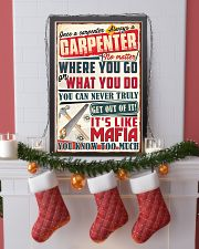 Christmas Special - Carpenter 11x17 Poster lifestyle-holiday-poster-4