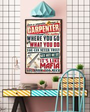 Christmas Special - Carpenter 11x17 Poster lifestyle-poster-6