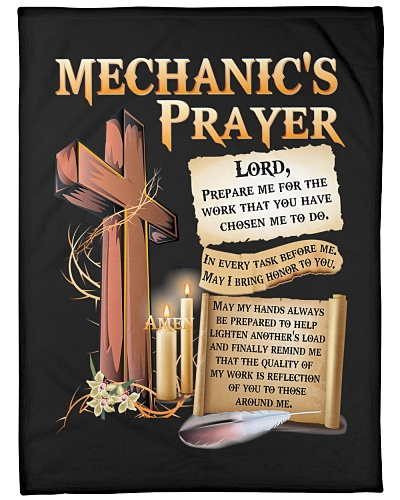 Mechanic's Prayer