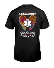 Paramedic Earn Their Wings Everyday  Classic T-Shirt thumbnail