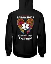 Paramedic Earn Their Wings Everyday  Hooded Sweatshirt thumbnail