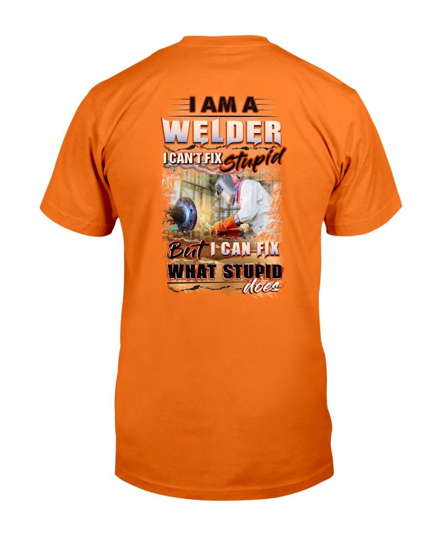 Sarcastic Welder Shirt Classic T-Shirt