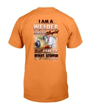 Sarcastic Welder Shirt Premium Fit Mens Tee thumbnail