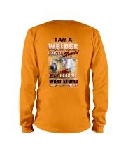 Sarcastic Welder Shirt Long Sleeve Tee thumbnail