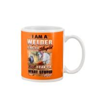 Sarcastic Welder Shirt Mug thumbnail