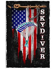 Proud Skydiving 11x17 Poster front