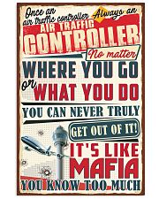 Truly Air Traffic Controller 11x17 Poster front