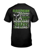 Proud Electrician Hoodie Classic T-Shirt thumbnail